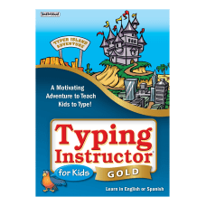 Individual Software Typing Instructor For Kids