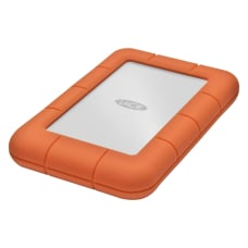 LaCie Rugged Mini 1TB External Hard