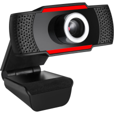 Adesso CyberTrack H3 Webcam 13 Megapixel