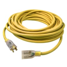 Hoffman Grounded Outdoor Extension Cord 100