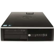 HP Compaq 8200 Elite Refurbished Desktop