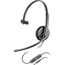 Plantronics Blackwire C215 Headset Mono Mini