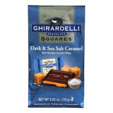 Ghirardelli Chocolate Squares Dark Chocolate And