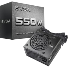 EVGA 550W Power Supply Internal 120