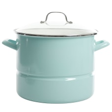 Kenmore Stainless Steel Pot With Steamer