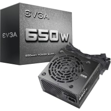 EVGA 650W Power Supply Internal 120