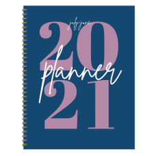 TF Publishing Large Academic WeeklyMonthly Planner