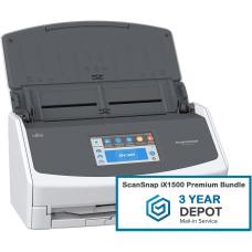 ScanSnap iX1500 Premium Bundle 3 year