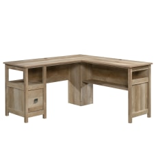Sauder Cannery Bridge L Desk Lintel