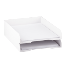 JAM Paper Stackable Paper Trays 2