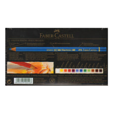 Faber Castell Polychromos Colored Pencils Set
