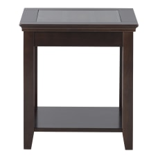 Linon Henry End Table 21 1116