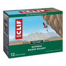 Clif Oatmeal Raisin Walnut Bar 24