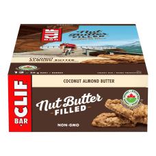 Clif Bar Nut Butter Filled Coconut