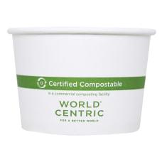 World Centric Paper Bowls 16 Oz