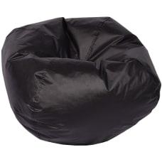 Ace Beanbag Seating Black