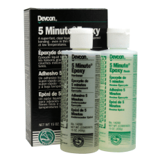Devcon 5 Minute Epoxy Liquid Tube