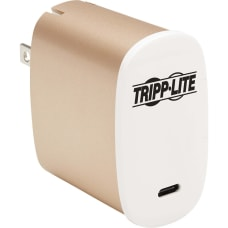Tripp Lite USB C Wall Charger