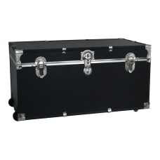 Seward Traveler Trunk With Wheels And