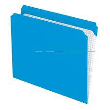Pendaflex Reinforced Top File Folders Straight
