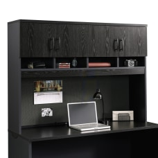 Sauder Via Collection Hutch For Credenza