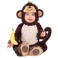 Amscan Monkey Around Infants Halloween Costume