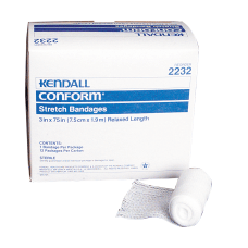 Covidien CONFORM Stretch Bandages Non Sterile