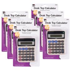 Charles Leonard Desktop Calculators CHL39200 6