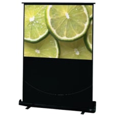 Draper Traveller Portable Projection Screen 45