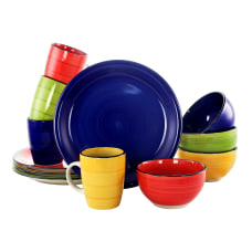 Gibson Home Color Vibes 12 Piece