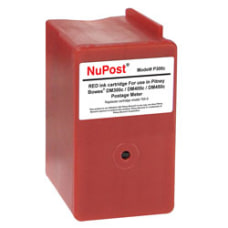 NuPost NPT300C Remanufactured Red Ink Cartridge