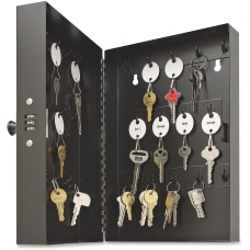 Key Hook Style 28 Key Cabinet