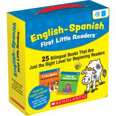 Scholastic Teacher Resources English Spanish First