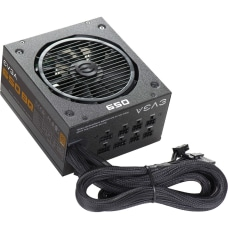 EVGA 650 BQ Power Supply Internal