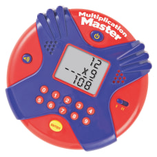 Learning Resources Multiplication Master Electronic Flash