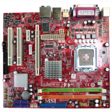 MSI 945GC Networks Server Motherboard Intel