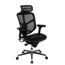 WorkPro Quantum 9000 Ergonomic Mesh High