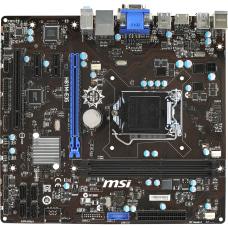 MSI H81M E35 Desktop Motherboard Intel