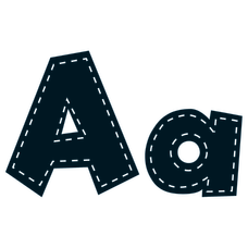 Teacher Created Resources Fun Font Letters