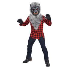 Amscan Hungry Howler Boys Halloween Costume
