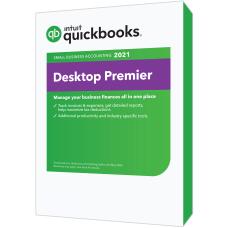Intuit QuickBooks Desktop Premier 2021 For