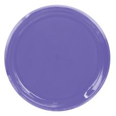 Amscan Round Plastic Platters 16 New