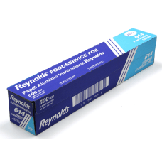 Reynolds Standard Roll Aluminum Foil 18