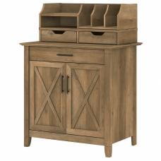 Bush Furniture Key West Secretary Desk