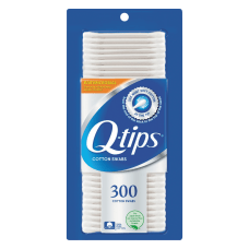 Q tips Cotton Swabs With Antimicrobial