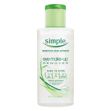 Simple Eye Makeup Remover Pack Of
