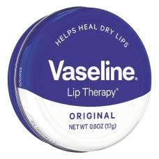 Vaseline Lip Therapy Original 06 Oz