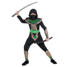 Amscan Dragon Slayer Ninja Boys Halloween