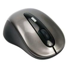VogDuo WM100 Wireless Optical Mouse Black