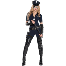 Amscan Stop Traffic Womens Halloween Costume